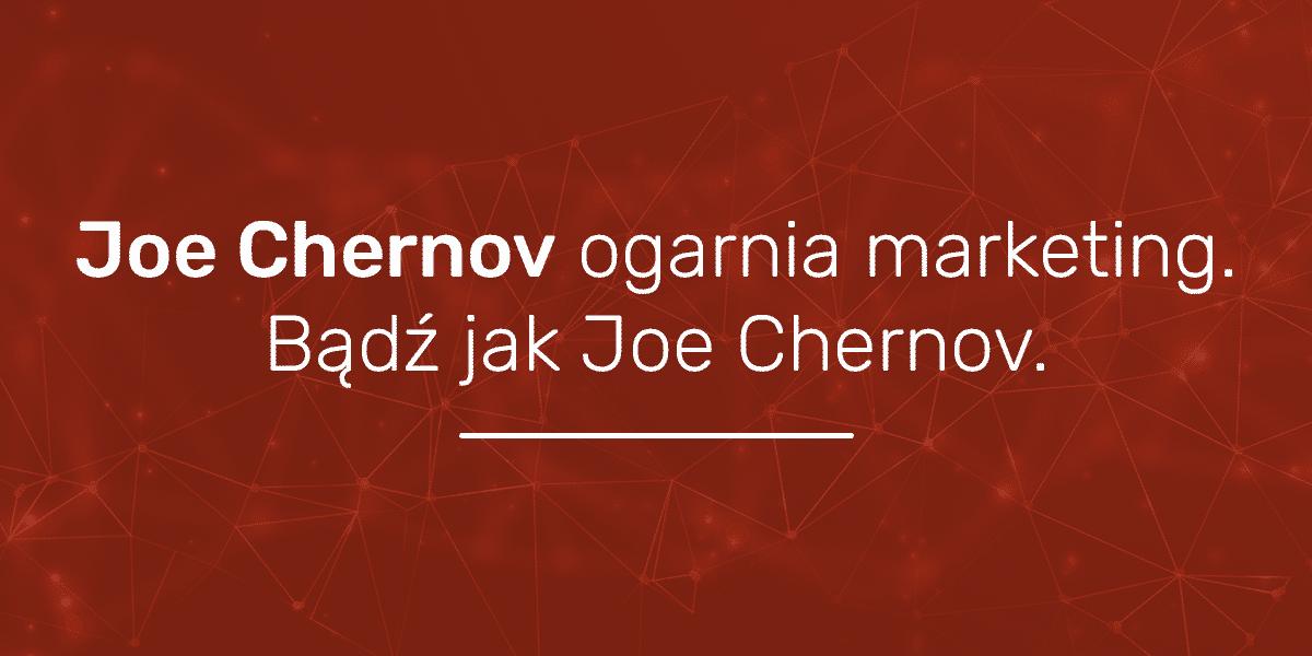 banner joe chernov cytat
